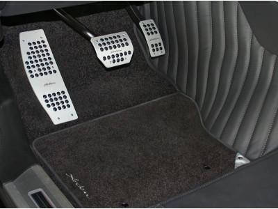 Arden inlaid floor carpets for Jaguar XJ 350/358/351