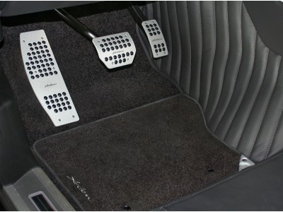 Arden floor carpets for Jaguar XF