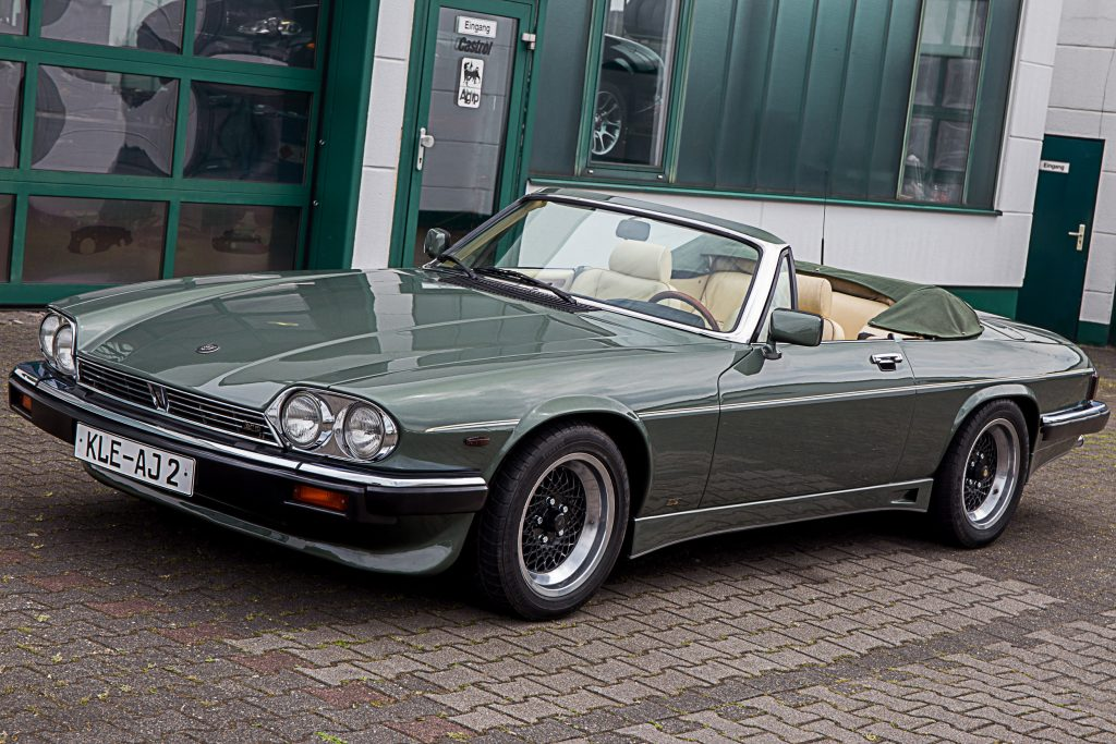 Classic Car Restoration Jaguar Arden Aj2 Xjs V12 Ardenn