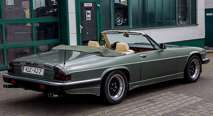 Arden-Jaguar-XJS-v12-Convertible-rear-spoiler-exhaust-system´-side-sills