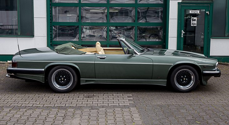 Arden-Jaguar-XJS-v12-Convertible-side-sills-exhaust-system-wheels