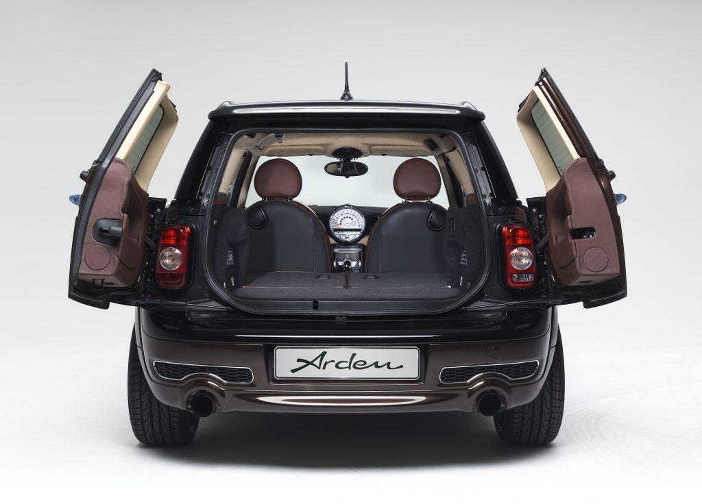 Mini Cooper Clubman Tuning Exclusive Refinement Arden