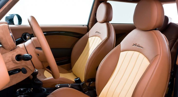 Arden-MINI-Clubman-interior-seats-leather-trim-lettering