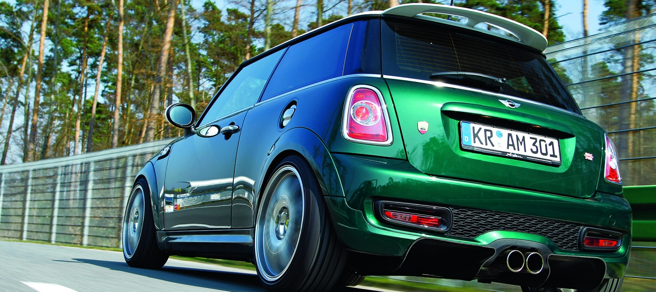 Mini Cooper Refinement From Arden Top Class Individual