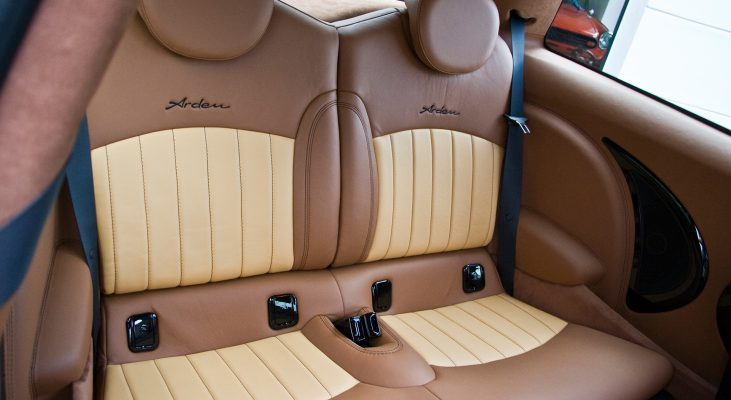 Arden-MINI-Cooper-Works-interior-leather-trim-seat-lettering