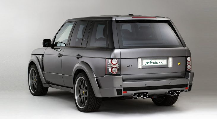 Arden-Range-Rover-LM-grey-rear-apron-wheels