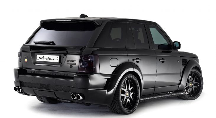 Arden-Range-Rover-black-rear-bumper-rear-apron-wheels-wide-body-kit