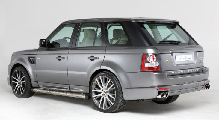 Arden-Range-Rover-grey-rear-apron-wheels-wide-body-kit