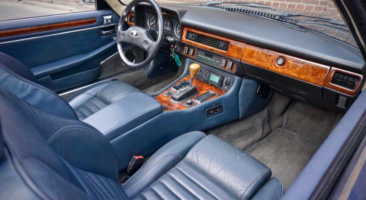 DSC09633 - Jaguar XJS V12 Cabrio