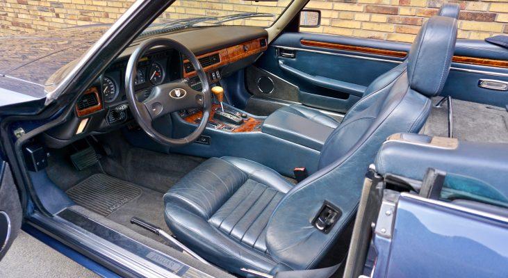 DSC09656 - Jaguar XJS V12 Cabrio