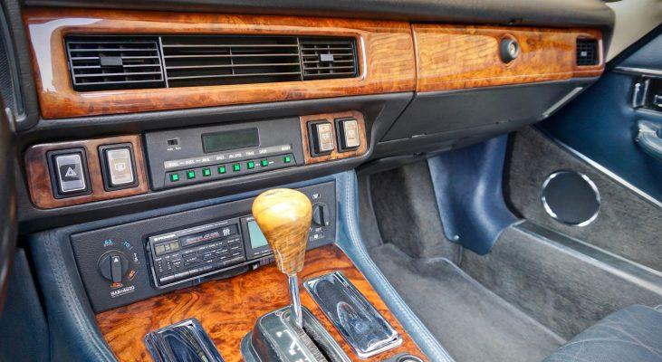 DSC09659 - Jaguar XJS V12 Cabrio
