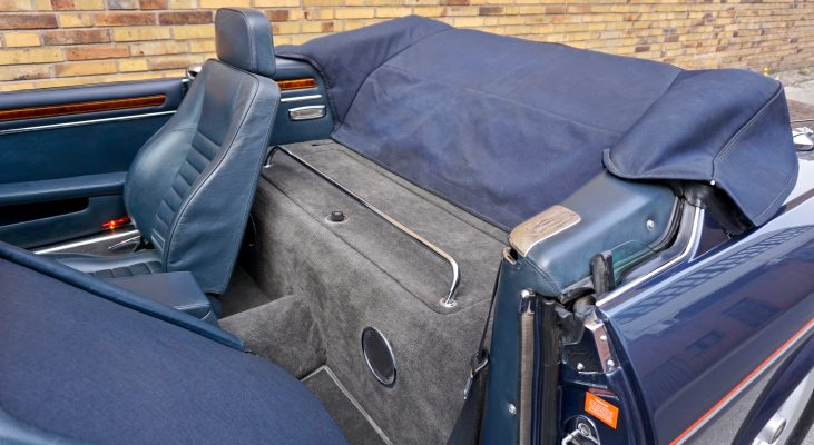 DSC09660 - Jaguar XJS V12 Cabrio
