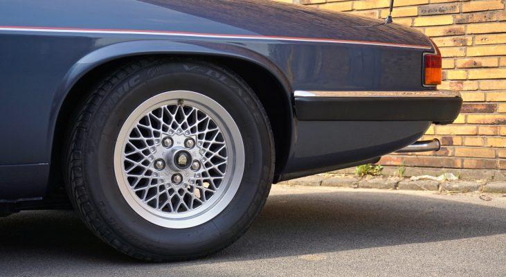 DSC09668 - Jaguar XJS V12 Cabrio