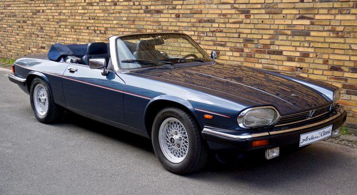 DSC09712 - Jaguar XJS V12 Cabrio