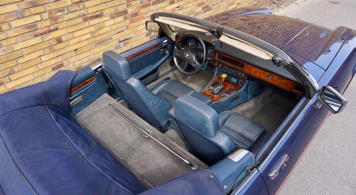 DSC09715 - Jaguar XJS V12 Cabrio