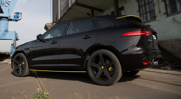 Jaguar-F-Pace-exhaust-rear-bumper-lowering-kit-Arden