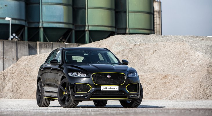 Jaguar-F-Pace-grill-body-kit-lowering-kit-arden
