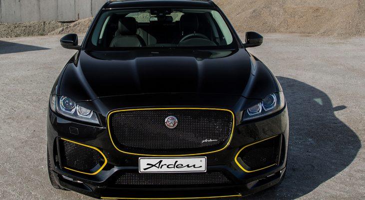 Jaguar-F-Pace-grille-front-bumper-Arden
