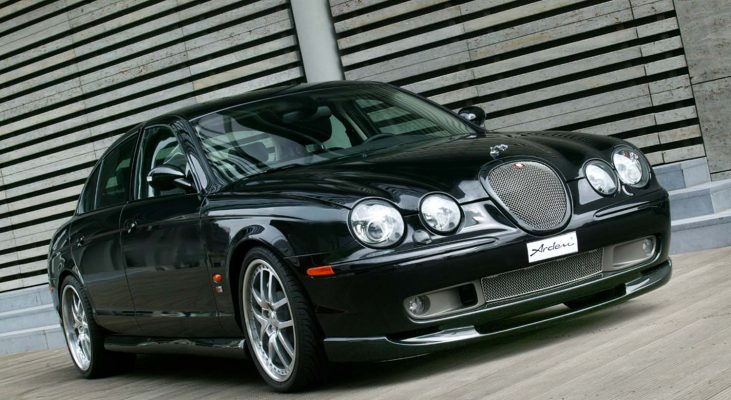 Jaguar-S-Type-side-sills-wheels-stainless-steel-grill-Arden