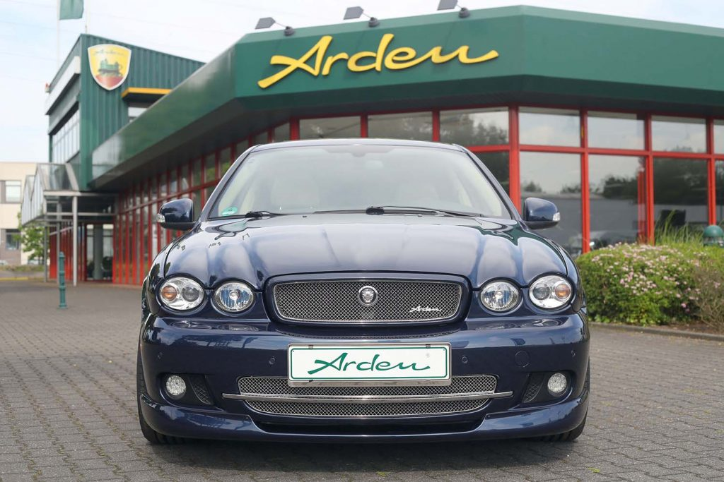 jaguar x type tuning exklusive veredelung arden aj 18. Black Bedroom Furniture Sets. Home Design Ideas