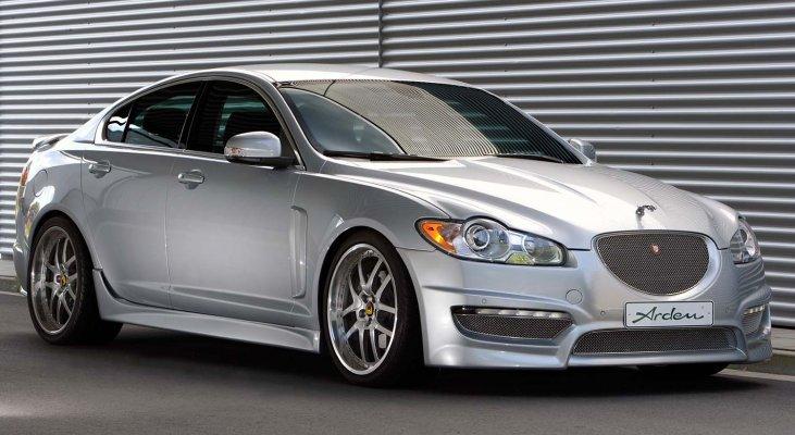 Jaguar-XF-X250-daylights-boot-lit-spoiler-window-tinting-Arden