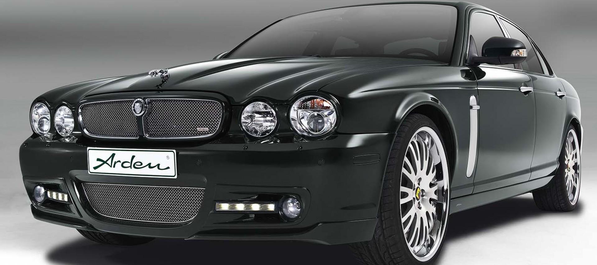 Jaguar Xj Tuning Exclusive Refinement Arden Aj 19