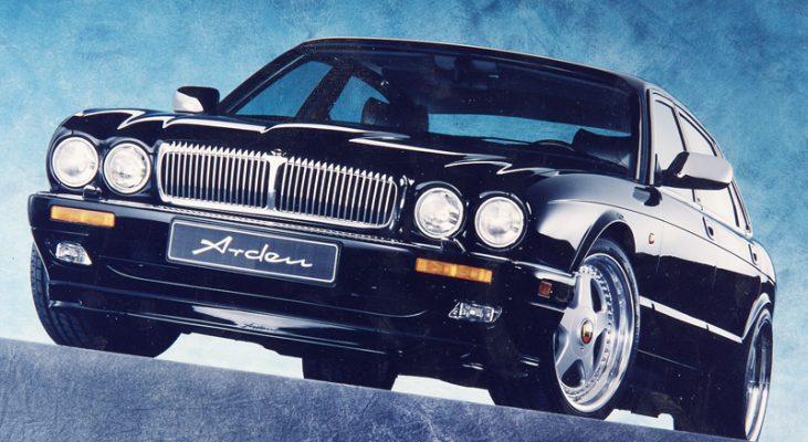 Jaguar-XJ-X300-aerodynamic-front-spoiler-alloy-wheel-futura-design-II-Arden