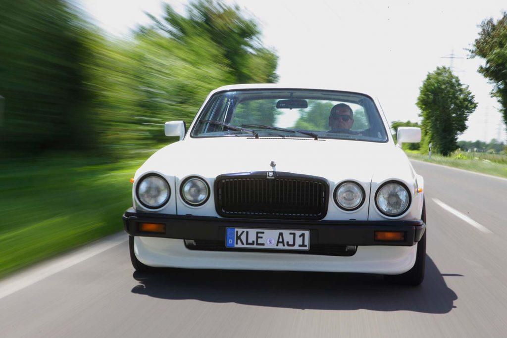 Jaguar Xj6 Xj12 Series Iii Tuning Refinement Arden