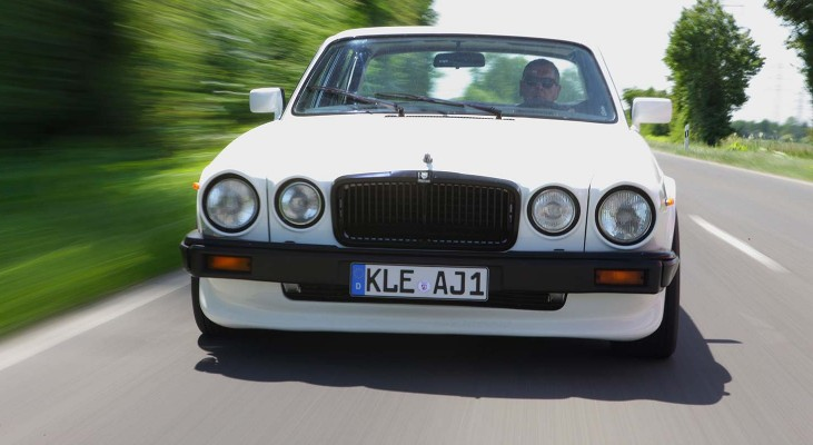 Jaguar-XJ-v12-Daimler-aerodynamik-front-skirt-chrome-parts-coating-leaper-Arden10web