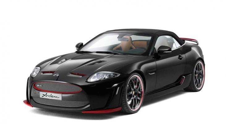 Jaguar-XK-XKR-Stainless-steel-grille-set-front-spoiler-body-kit-Arden
