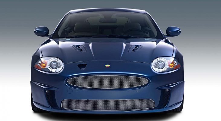 Jaguar-XK-XKR-front-bumper-tinting-windows-stainless-steel-grille-Arden