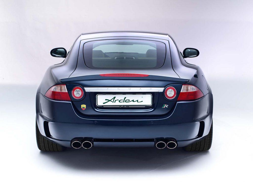 Jaguar XK tuning & exclusive refinement | Arden AJ 20