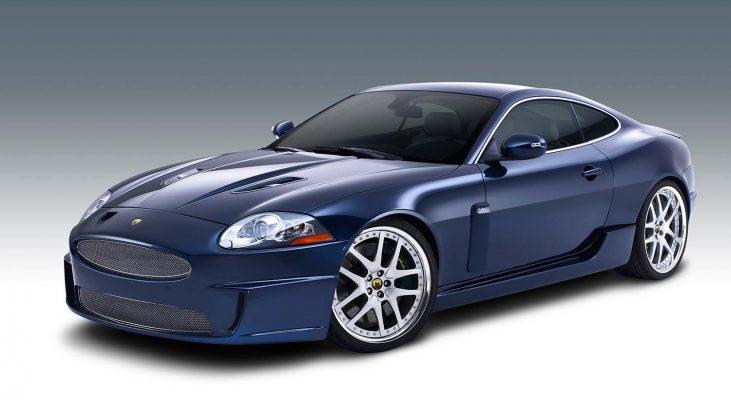 Jaguar-XK-XKR-wheels-Stainless-steel-grille-set-mirror-indicator-light-Arden