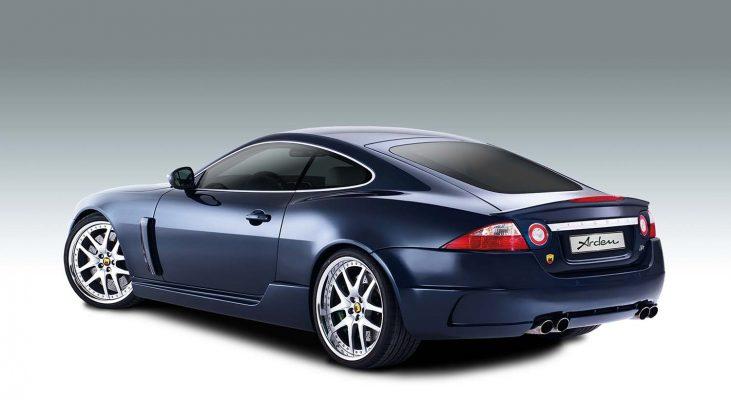 Jaguar-XK-XKR-wheels-boot-lit-spoiler-premium-Complete-bodykit-Arden