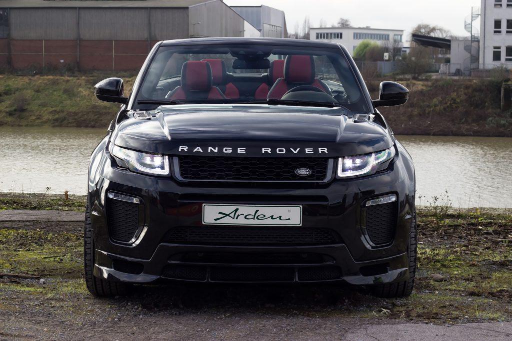 Range Rover Evoque Tuning Amp Exclusive Refinement Arden