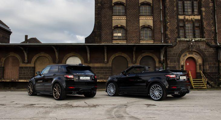 Range-Rover-Evoque-SUV-cabriolet-black-rear-apron-wheels-Arden
