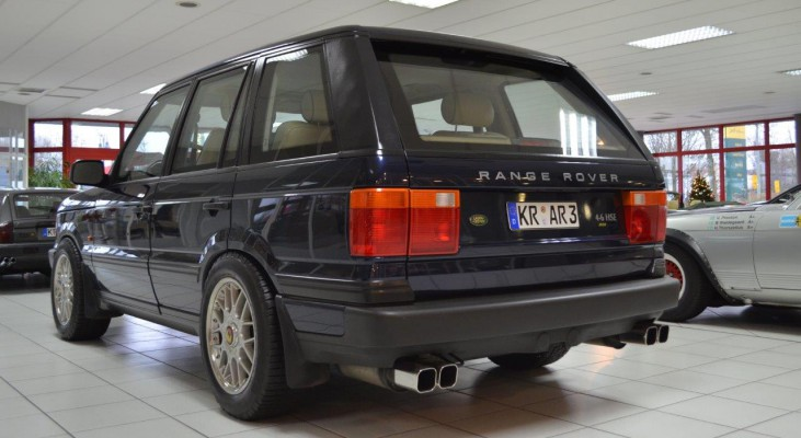 Range-Rover-HSE-4,6-Exhaust-system-rear-spoiler