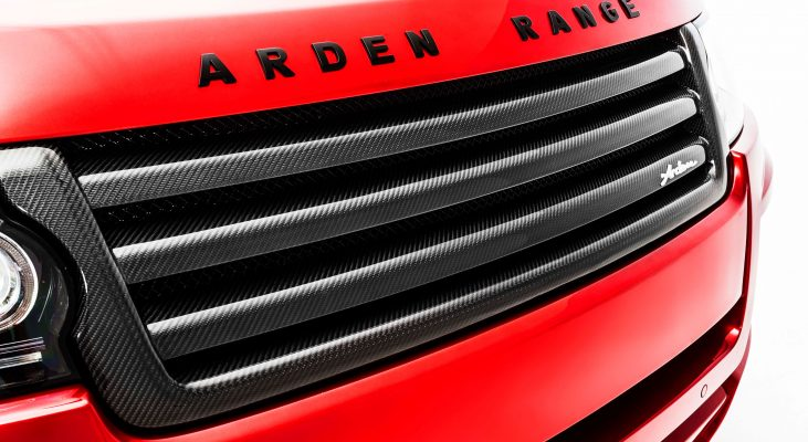 Range-Rover-LG-red-front-grille-lettering