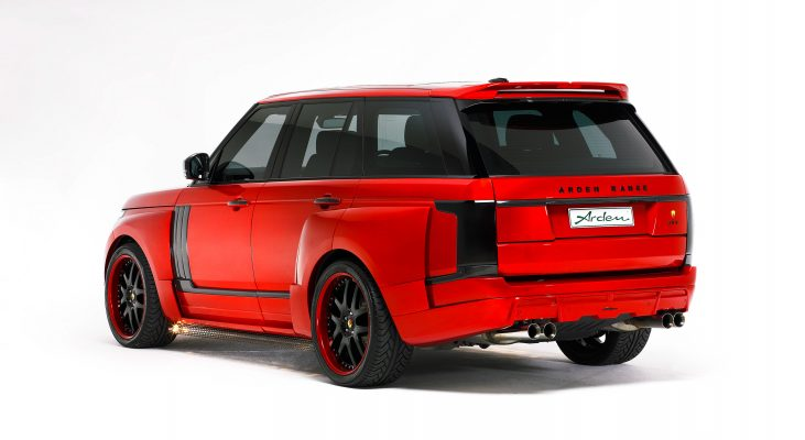 Range-Rover-LG-red-side-sills-wheels-body-kit-rear-roof-spoiler