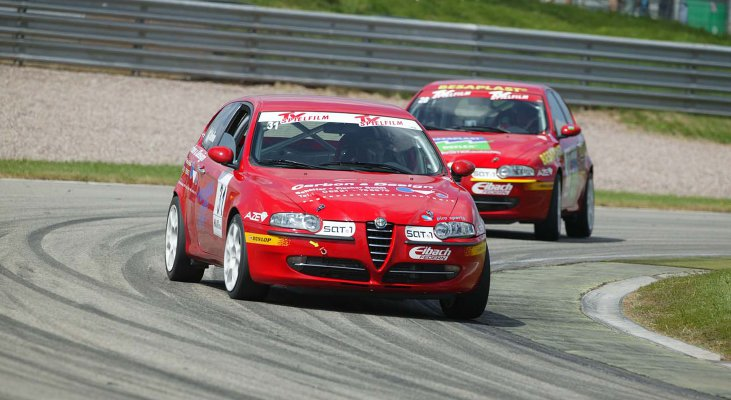Arden-Racing-Classic-Cars-Alfa-147-Jtd-Cup-Classic-Cars