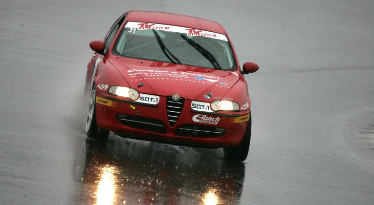 Arden-Racing-Classic-Cars-Alfa-147-Jtd-Cup-vintage-racing