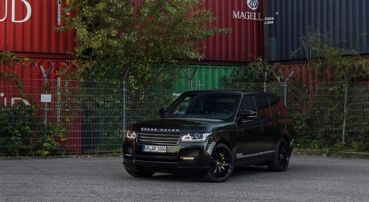 Arden Classic Range Rover SDV8