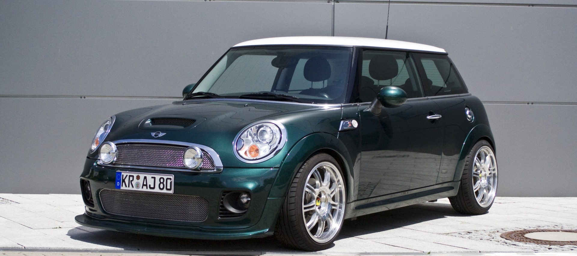 Mini Cooper Works Tuning Exclusive Refinement Arden