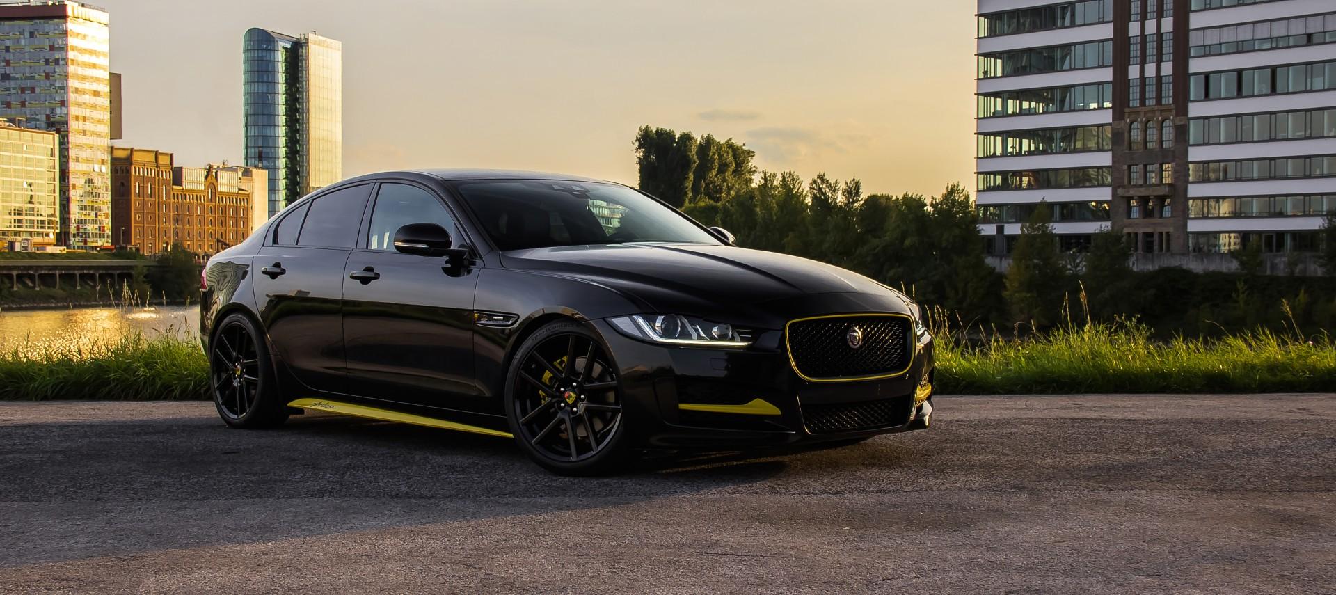 Jaguar Xe Tuning Exclusive Refinement Arden Aj 24