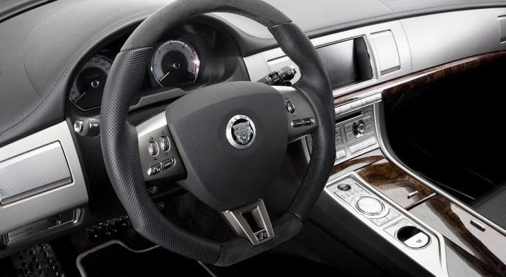 Arden Jaguar XF AJ21 Interieurveredelung