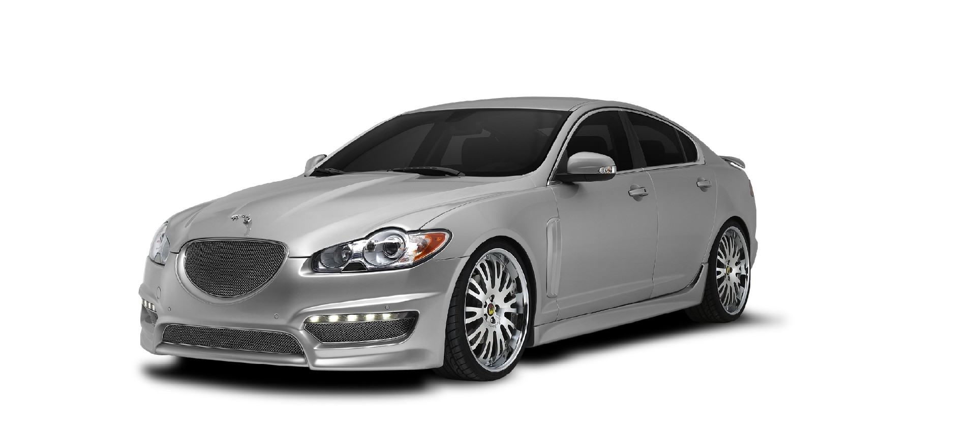 Jaguar Xf 2008 Tuning