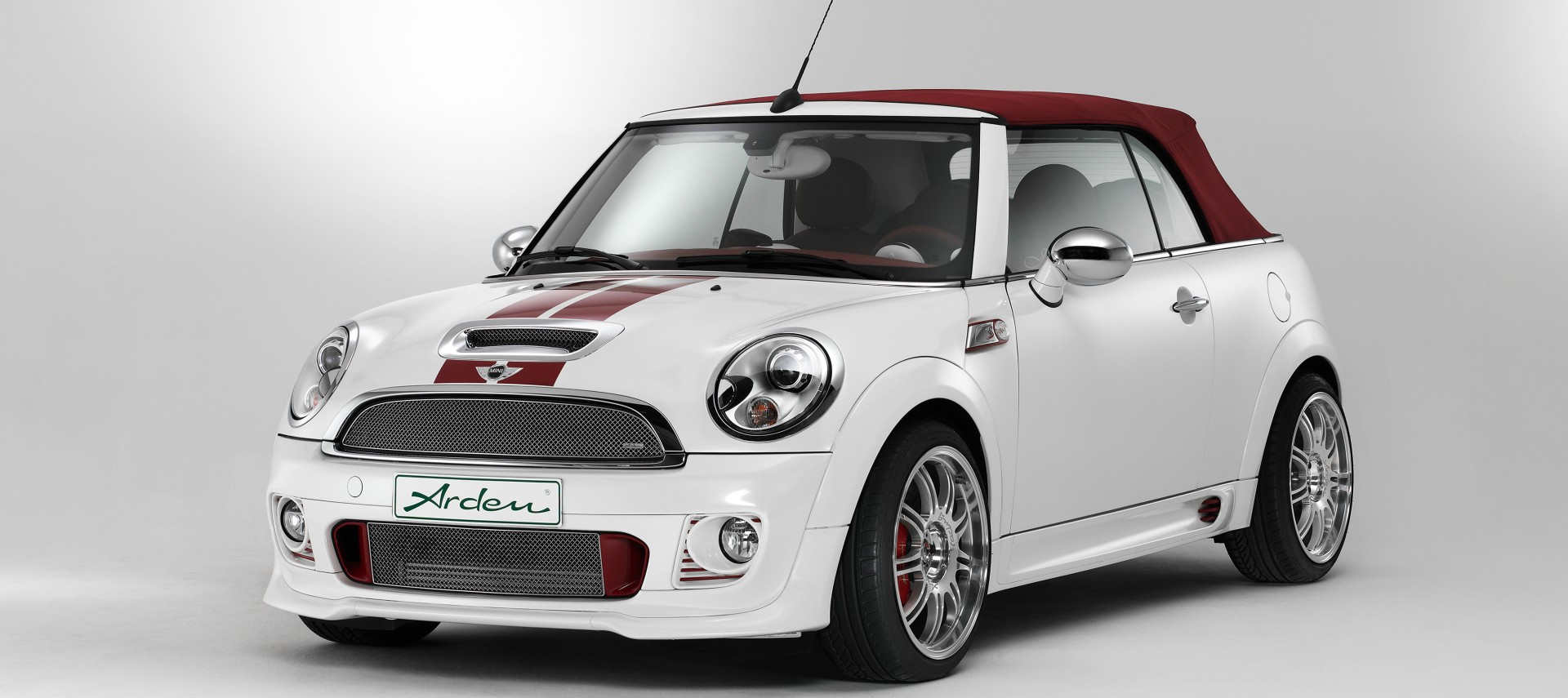 mini cooper cabrio tuning exclusive refinement arden. Black Bedroom Furniture Sets. Home Design Ideas