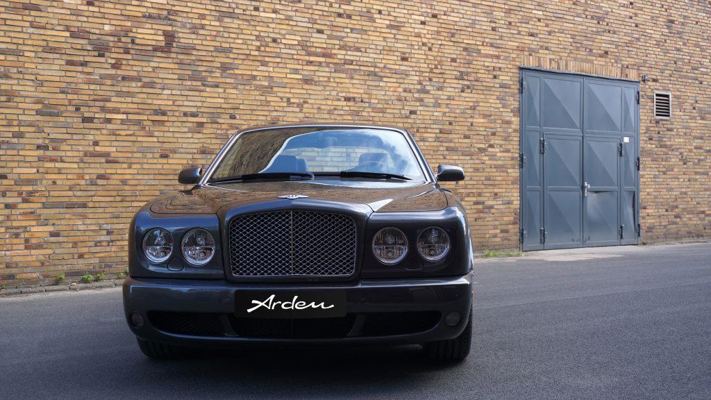 Classic car restoration Bentley Arnage T | Ardenn