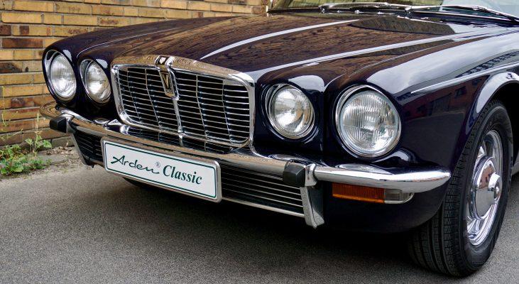 Jaguar XJC XJ12 Serie 2 Coupé 1977