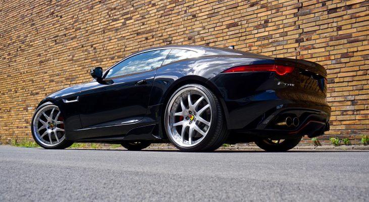 Arden Jaguar F-Type AJ 23